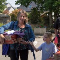 Ecole de la Sainte Famille de Locquenin - Plouhinec 07/06/2013