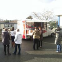 Opération Pizza Ecole publique de Saint-Hélène